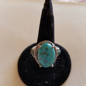 Jewelry - Blue Mojave Turquoise Ring